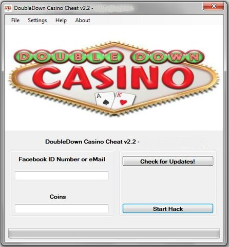 Double down casino hack tool free download of gambling addictions